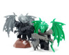 Custom LEGO® Tail - Dragon Tail