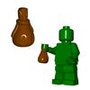 Minifigure Accessory - Coin Purse