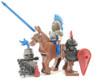 Custom LEGO® Plume - Jousting Plume