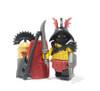 Custom LEGO® Plume - Thraex Plumes (Pair)
