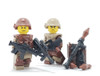 Custom LEGO® Helmet - Military Helmet