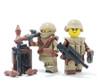 Custom LEGO® Armor - Knee Pads