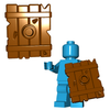 Minifigure Shield - Goblin Shield