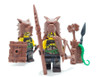 Custom LEGO® Shield - Goblin Shield