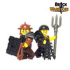 Custom LEGO® Armor - Arm Guards