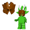 Minifigure Mask - Tribal Mask