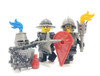 Custom LEGO® Weapon - City Watch Halberd