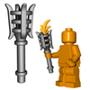 Minifigure Weapon - Metal Torch