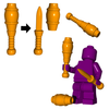 Minifigure Weapon - Juggling Pin