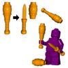Minifigure Weapon - Juggling Pin