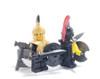 Custom LEGO® Plume - Spartan Plume