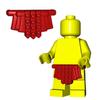 Minifigure Skirt - Roman Skirt