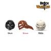 Minifigure Helmet - Plague Doctor Mask