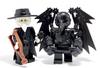 Custom LEGO® Helmet - Plague Doctor Mask