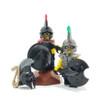 Custom LEGO® Cape - Spartan Cape