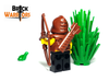Custom LEGO® Weapon - English Longbow