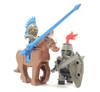 Custom LEGO® Helmet - Great Helm