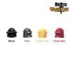 Minifigure Helmet - Samurai Helmet