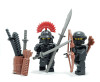 Custom LEGO® Helmet - Samurai Helmet