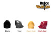 Minifigure Helmet - Pig Snout Bascinet