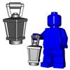 Minifigure Accessory - Lantern