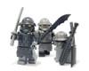 Custom LEGO® Armor - Samurai Kusazuri