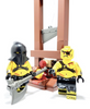 Custom LEGO® Weapon - Guillotine Blade