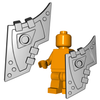 Minifigure Shield - Orc Tower Shield