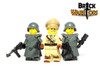 Custom LEGO® Coat - Trench Coat