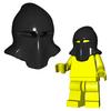 Minifigure Hood - Executioner Hood
