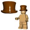 Minifigure Hat - Top Hat