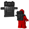 Lego Minifigure Accessory - British Knapsack