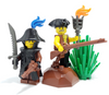 Custom LEGO® Gun - Flintlock Pistol