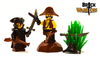 Custom LEGO® Gun - Blunderbuss