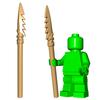 Minifigure Weapon - Bone Spear