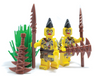 Custom LEGO® Weapon - Bone Spear