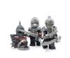 Custom LEGO® Armor - Leather Vambraces (Pair)