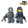 Custom LEGO® Armor - German Gunner Suspenders