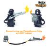 Custom Lego Gun - Custom Lego Flammenwerfer Tank