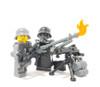 Custom Lego Gun - Custom Lego Flammenwerfer