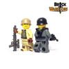 Custom LEGO® Helmet - Fallschirmjager Helmet