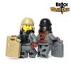 Custom LEGO® Helmet - Italian Tanker Helmet
