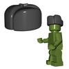 Custom LEGO® Helmet - Ushanka