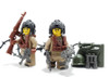 Custom LEGO® Helmet - Soviet Tanker Helmet