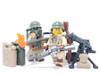 Custom LEGO® Helmet - US M1 Helmet