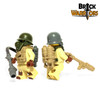 Custom LEGO® Helmet - US Gas Mask