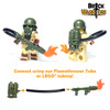 Custom LEGO® Accessory - US Flame Tank
