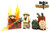 Custom LEGO® Accessory - British Flame Tank