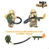 Custom LEGO® Gun - British Flamethrower