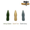 Custom Minifigure Accessory - Artillery Shell